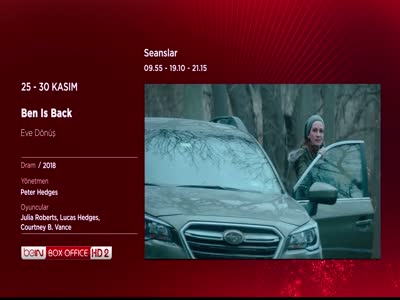 beIN Box Office HD 2 Turkey